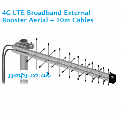 4G LTE External Antenna - ATK MIMO SMA -10m