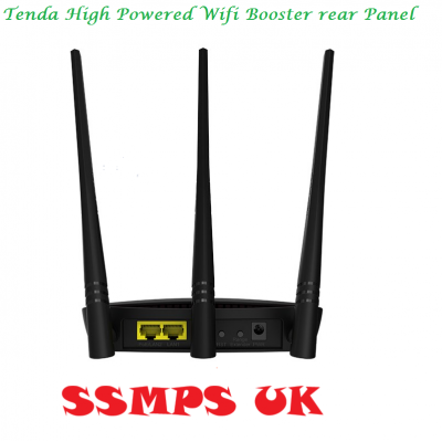 Tenda High Gain Wireless N300 WiFi Extender