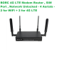 BORC 4G LTE Router - SIM Free Network Unlocked