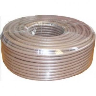 50m Satellite Cable Brown