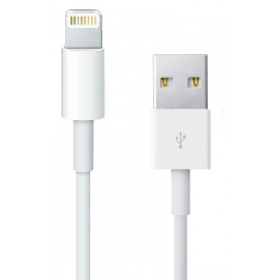 USB charge / data cable for Apple iPhone 5, 5C, 5S, 6, iPad + iPad Mini