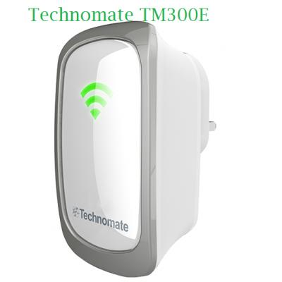 Wireless-N Wifi Repeater TM300E