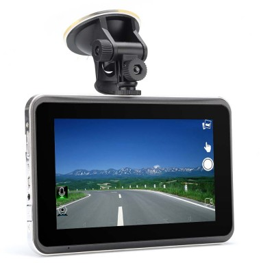 7 Inch Touchscreen GPS Tablet + DVR Dash Camera