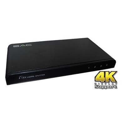 4 way HDMI Splitter (4Kx2K)