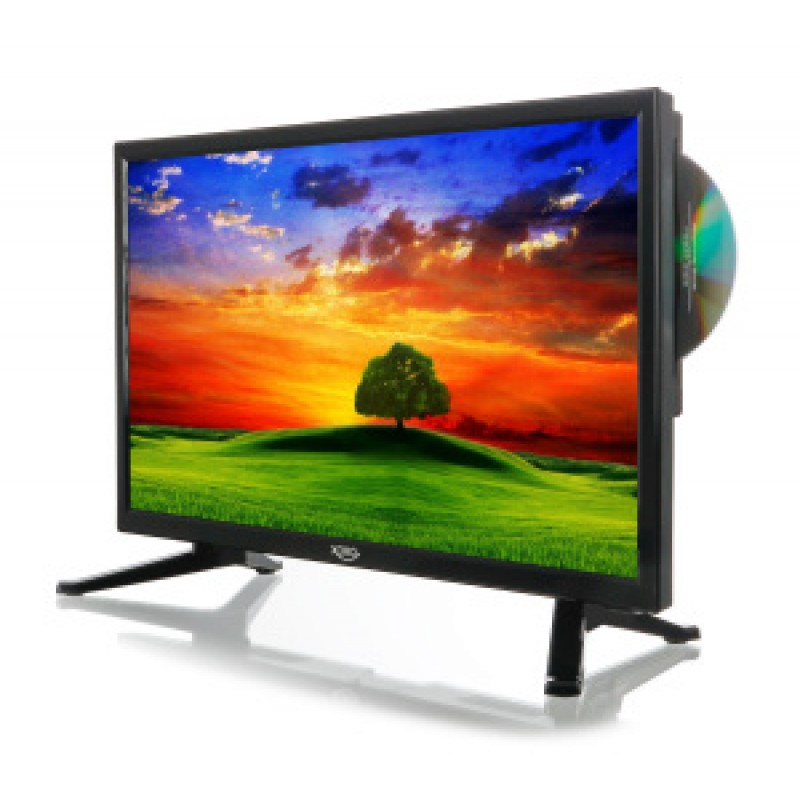 Xoro LED DVD Freeview + Satellite TV 1080p 16inch