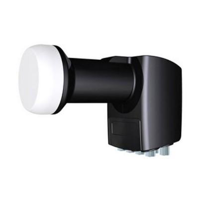 Inverto Black Pro Quad LNB + Terrestrial Input
