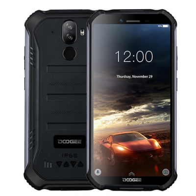 Rugged 5.5 inch 4G Quad Core 2 SIMS - IP68 Android Smartphone