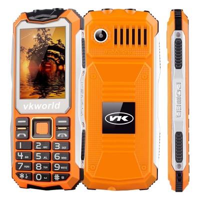 GSM Stone V3S Rugged Phone - IP54, 2.4 Inch display, Dual SIM, Quad Band
