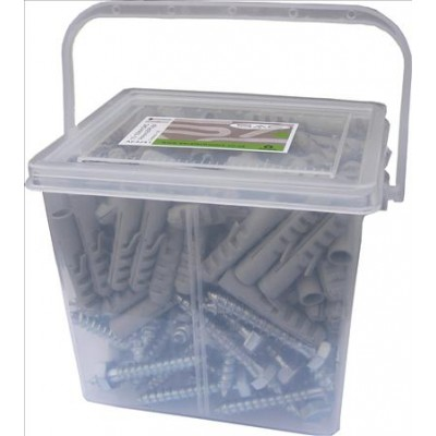 100 Satellite Bolts and Plugs