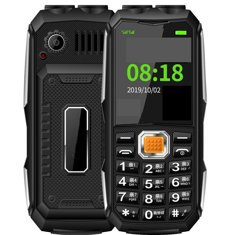 Rugged IP68 Builders Mobile Phone